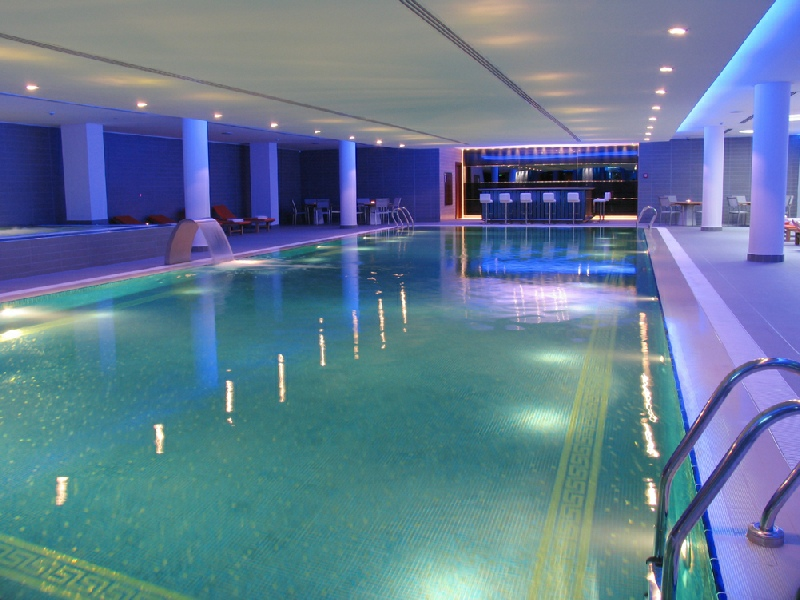 Swimming Pool Ventilation And Dehumidification London