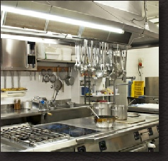 Air Conditioning & Ventilation for commercial kitchens